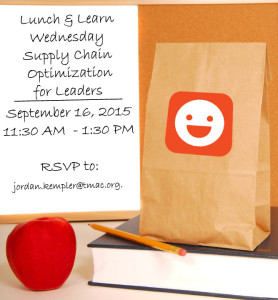 TMAC Lunch and Learn
