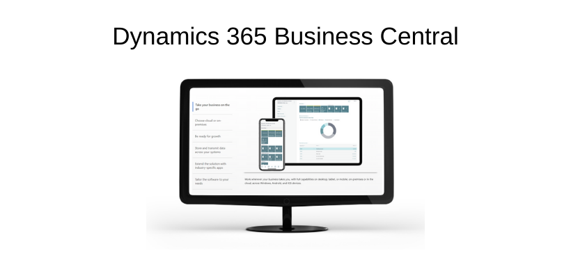 Dynamics 365 Business Central wide