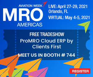 Join Clients First at MRO Americas 2021!