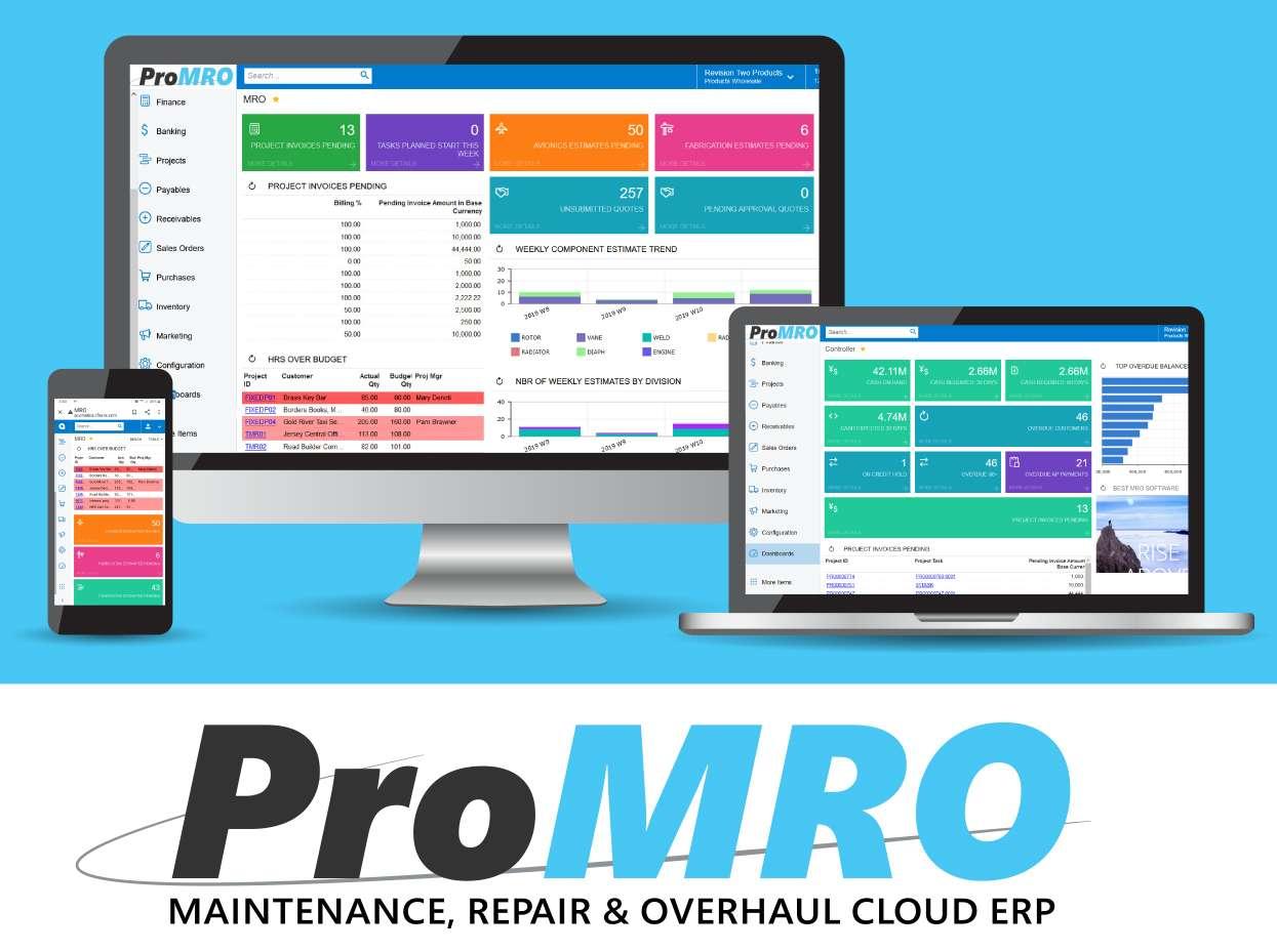 Watch our ProMRO webinar